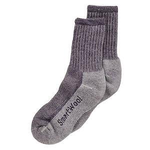 Smartwool Girls' Hiking Medium Crew Socks (Toddler-Youth)