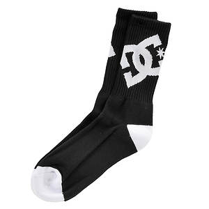 DC Boys' Ya Brah 7 By 3-Pack Crew Socks