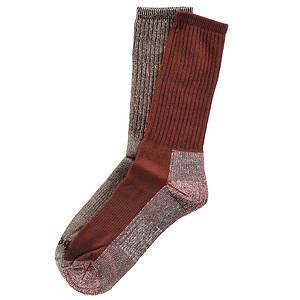 Timberland Men's 2-Pack Wool Crew Socks