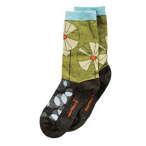Smartwool Women's Pinwheel Garden Socks