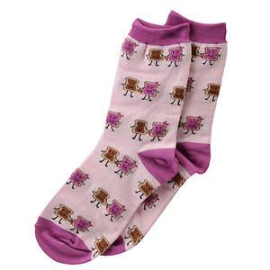 Sock It To Me Women's PB & J Socks
