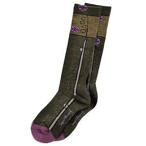 SmartWool Women's Fiddle Ferns Socks
