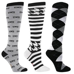 Sock It To Me Women's 3-Pack Sophisticated Socks