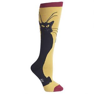 Sock It To Me Women's Chat Noir Socks