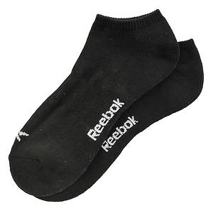 Reebok Men's 6-Pack Low Cut Socks