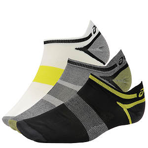 Asics Men's 3-Pack Quicklyte® Single Tab Socks