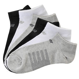 New Balance Men's 6-Pack NO32 Socks