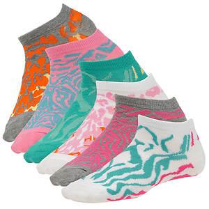 Steve Madden Women's 6-Pack SM24890 Socks
