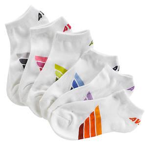 Avia Women's 6-Pack ALF11A19512 Low Cut Socks