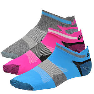 Asics Women's 3-pack Quicklyte® Single Tab Socks