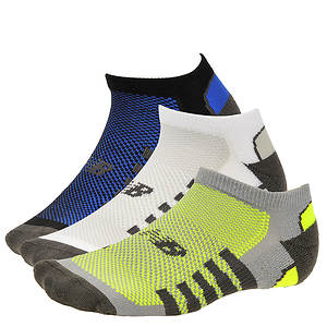 New Balance N303 No Show 3 Socks