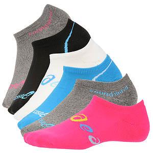 Asics Women's Abby™ No Show 6-pack Socks