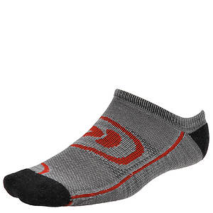 Keen Men's Zip Hyperlite No Show Socks