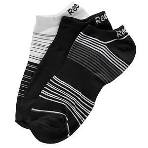 Reebok Women's 3-Pack Multi Stripe Socks