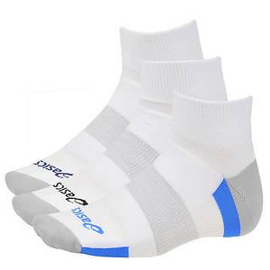 Ascis Men's Intensity™ Quarter 3-Pack Socks