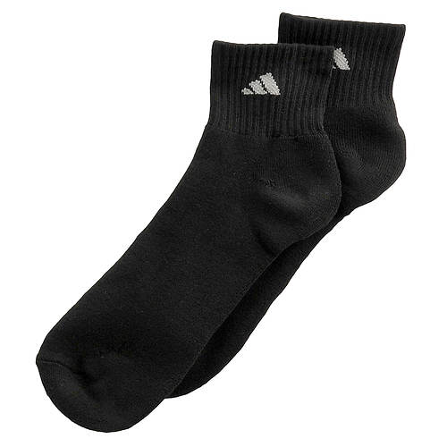 adidas Men's 6-Pack Quarter Socks