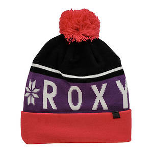 Roxy Snow Girls' Collegiate Beanie
