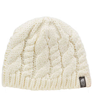 The North Face Girls' Cable Fish Beanie Hat