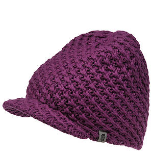 The North Face Women's Chunky Knit Visor Beanie Hat