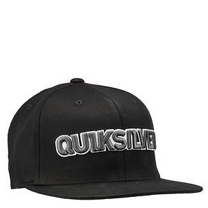 Quiksilver Boys' Wordmark Basball Cap