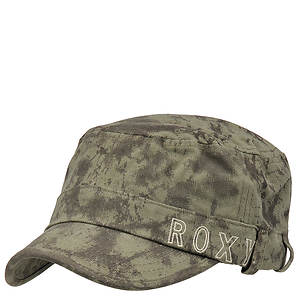 Roxy Camp Out Military Hat