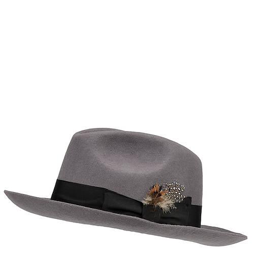 Stacy Adams Men's Fedora Wool Felt Hat