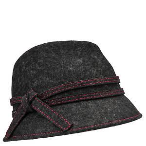 Betmar Women's Mia Classic Felt Fedora Hat