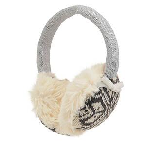 MUK LUKS® Women's Snow Bunny Ear Muffs