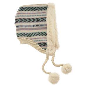 MUK LUKS® Women's Snow Bunny Hoodie Helmet Hat