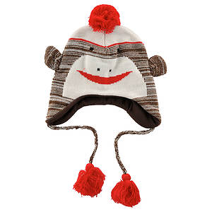 MUK LUKS® Monkey Sock Hat