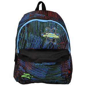 Skechers Boys' Kewl Breeze Circuit Breeze Backpack