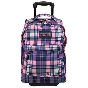 JanSport Girls' Wheeled Superbreak Backpack