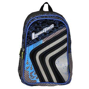 Skechers Boys' Luminators Dark Wave Backpack (Youth)