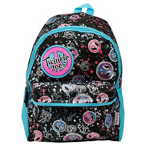 Skechers Girls' Peace Splatters Backpack