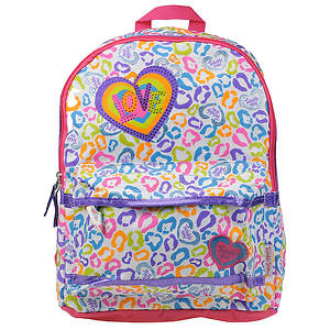 Skechers Girls' Neo Leopard Backpack
