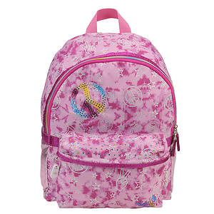 Skechers Girls' Tie-Dye Backpack