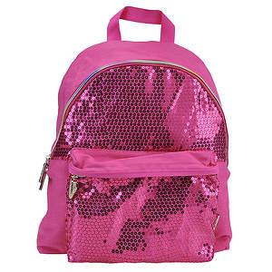 Skechers Girls' Sequin Backpack