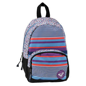 Roxy Girls' School Run Backpack