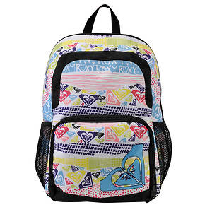 Roxy Girls' Fresh Press Backpack