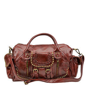 Array Montana Large Studded Satchel