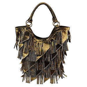 Gypsy Fringe Hobo Bag