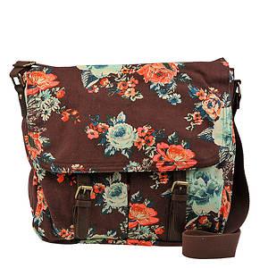 Roxy Flutter Messenger Bag