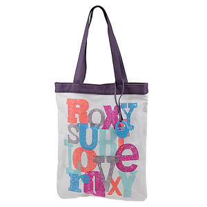 Roxy In The Mix Tote Bag