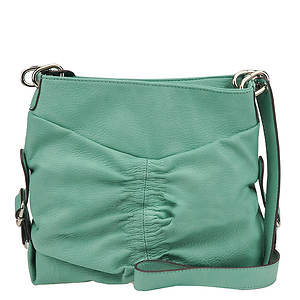 Jessica Simpson Women's Trish Small Bucket Crossbody Bag