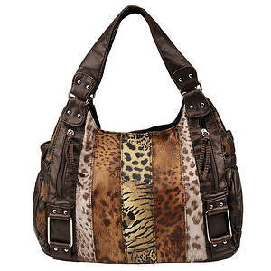 Animal Attraction Shoulder Bag