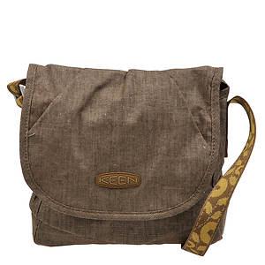 Keen Emerson Washed Linen Messenger Bag