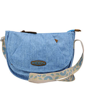 Keen Montclair Mini Washed Linen Crossbody Bag