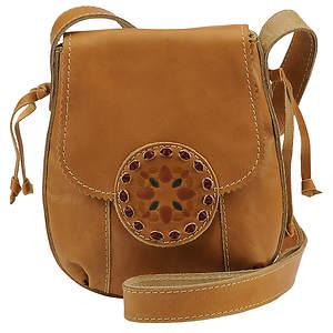 Lucky Brand Embossed Del Mar Mini Crossbody Bag
