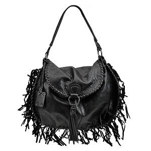 Volatile Caress Hobo Bag