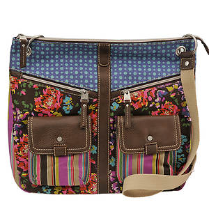 Relic Roxanne Patchwork Shoulder Bag